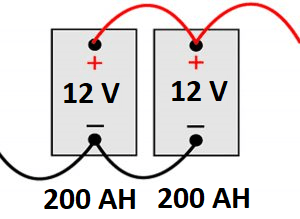 FAQ - Battery in parallel